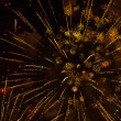 Beautiful fireworks — Stock Photo #31996781