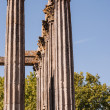 Temple of Diana, Evora, Portugal — Stock Photo
