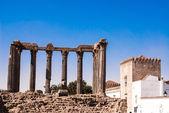 Temple of Diana, Evora, Portugal — Stock Photo