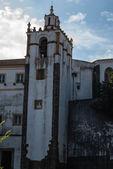 εκκλησία πρόσοψη σε έβορα — Φωτογραφία Αρχείου