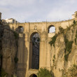 The Puente Nuevo (new bridge) in Ronda, Spain — Stock Photo