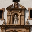 The church in Ronda — Stock Photo