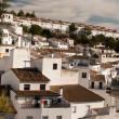 Setenil de las Bodegas is one of the pueblos blancos (white vill — Stock Photo #34219733