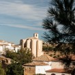 Setenil de las Bodegas is one of the pueblos blancos (white vill — Stock Photo #34219785