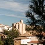 Setenil de las Bodegas is one of the pueblos blancos (white vill — Stock Photo #34219785