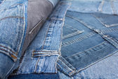 Jeans — Stock fotografie