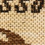 Beautiful mat of machine work — Stock Photo #44776315
