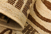 Beautiful mat of machine work — Photo
