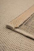 Beautiful mat of machine work — Stock Photo