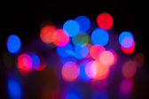 Bokeh. Abstract blurred light background — Stock Photo