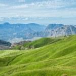 Summer mountain landscape — Stock Photo #41687071