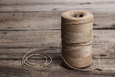 Reel of thread — Stock Photo