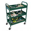 Stock Photo: Tool trolley