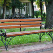 The image of Bench — Stock Photo