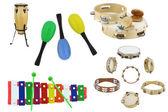 Music instruments — Stock Photo