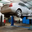Repair garage - Stockfoto