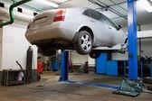 Reparera garage — Stockfoto