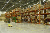 Warehouse — Stockfoto
