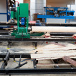 Stock Photo: Woodworking factory
