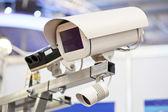 Telecamera di sorveglianza — Foto Stock