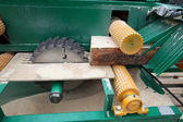 Máquina de la carpintería — Foto de Stock