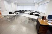 Salle de classe vide — Photo