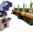 Stock Photo: Woodworking machines