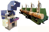 Woodworking machines — Stock Photo