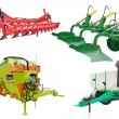 Stock Photo: Agricultural equipment