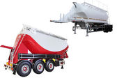 Dumper semitrailer — Stock Photo