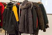 Coat rack — Stock Photo