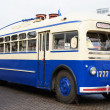 Retro trolleybus  — Stock Photo