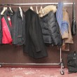 Cloakroom — Stock Photo #21918147