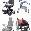 Wheelchair — Stock Photo #23449446