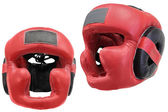 Boxing helmet — Foto Stock
