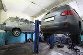 Repair garage — Foto de Stock