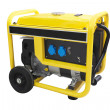 Stock Photo: Gasoline generator