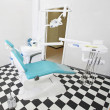 Dental chair - Foto de Stock