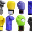 Boxing gloves — Stock fotografie