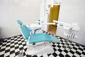 Sedia dentale — Foto Stock