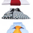 Stock Photo: Shirts