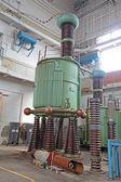 Elektrická zkušební laboratoř — Stock fotografie