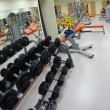 Gym hall — Foto de stock #25003117