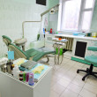 Stock Photo: Interior of dentist consulting room