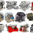 Stock Photo: Motors