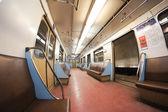 Metro carriage — Stock Photo