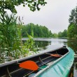 Stock Photo: Canoe