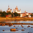 Stock Photo: Solovetsky monastery