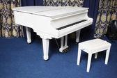 Un pianoforte — Foto Stock