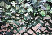 Camouflage net — Stock Photo
